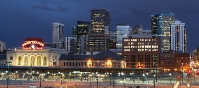 Denver Skyline | Criminal Lawyers in Colorado